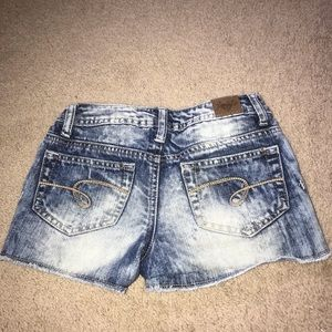 Justice Bottoms - Kids jean shorts